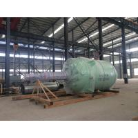 Wholesale 3000L - 50000L Close type Glass Lined Reactor with Germany Wendel Enamel from china suppliers
