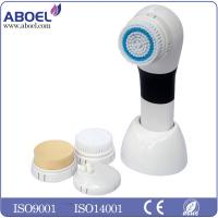 Wholesale Portable Facial / Face Scrubber Brush , Deep Cleansing Facial Brush for Sensitive Skin from china suppliers
