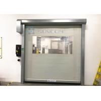Wholesale Industrial Automatic High Speed Roll Up Door 1.5m/s Opening For Warehouse Security from china suppliers