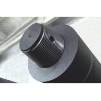 Buy cheap Graphite electrodes,size can be customized made in china's factory for export  with low price and hgih quality on sale from wholesalers