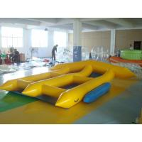 Wholesale Amazing Water Inflatable Flyfish , PVC Tarpaulin Inflatable Water Sled for Adult from china suppliers