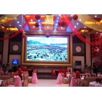 Wholesale High Resolution P3 Indoor Full Color LED Display For Fixed Use , LED Panel Screen from china suppliers