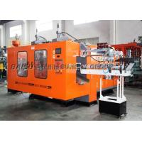 HDPE Blowing Machine PP Plastic Juice Bottle Blow Molding Machine SRB80D-3
