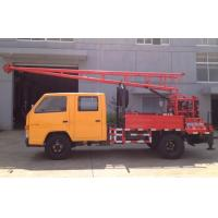 Wholesale Hydraulic Chuck Truck Mounted Drilling Rig large input power and output torque from china suppliers