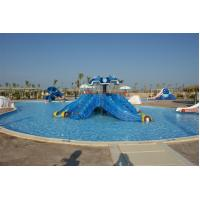 Wholesale Fiber Glass Small Water Slide from china suppliers