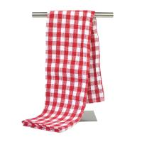 Wholesale 80% Polyester and 20% Polyamide Yarn Dyed Kitchen Tea Towel Home Dish Cloth with Checker Pattern from china suppliers