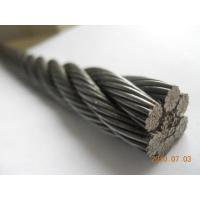 Wholesale Galvanized Steel 6x37 Crane Wire Rope Diameter 20mm For Decoration from china suppliers