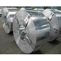 Wholesale Anti Corrosion Hot Dipped Zinc Coated Steel Coil Roll Excellent Fire Resistance from china suppliers