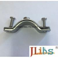 Quality Building Use Cast Iron Pipe Clamps Corrosion Resistance With Edge Is No Burrfree for sale