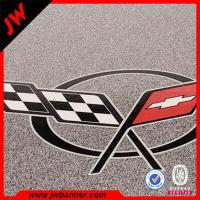 Quality Advertise custom design Eco vinyl floor tile digital printing sticker for sale