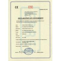 Wenzhou Modern Group Co.,Ltd Certifications
