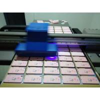 Quality 90x60cm small size UV flatbed printer with high resolution for sale