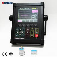 Buy cheap Bnc Port Portable Ultrasonic Flaw Detector 240 × 180 × 50mm With Aws Function from wholesalers