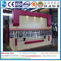 Wholesale Mertal Plate Automatic CNC Press Brake Machinery High Efficiency and High Precision from china suppliers