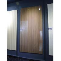 Quality High gloss wood grain color UV MDF board ZH-3950 for sale
