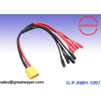 Wholesale XT60 Series / Battery Wire Harness / Pack Connector Parallel Adapter Cable from china suppliers