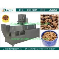 Wholesale Fish Farm Stainless Steel 304 Pet Food Extruder Machine CE ISO 9001 from china suppliers