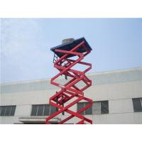 Wholesale Self-propelled mobile elevated lift aerial working platform scissor lift For industrial from china suppliers