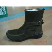 China Women's leather boots (NN078) on sale