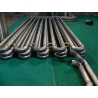 Quality titanium coil Pipe for heat exchanger,Heat pump titanium heat exchanger, for sale