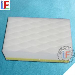 Quality Household Accessory 10Kg/M3 Compressed Nano Melamine Eraser Sponge for sale