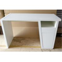 Wholesale Stable Modern Furniture Table Rectangular Computer Desk For Bedroom / Office from china suppliers