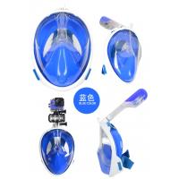 Quality china manufacture full face dry snorkel mask for sale