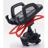 Wholesale 360 Rotating Shockproof Bicycle Handlebar Universal Bike Phone Mount Holder with Band from china suppliers