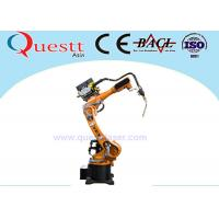 Wholesale 6 Axis Industrial Robotics Automation , Arc Welding Robot 6kg Wrist Payload from china suppliers