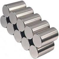 Wholesale N35M-N45M grades water-proof pvc film High coercive force Neodymium Rod Magnets from china suppliers