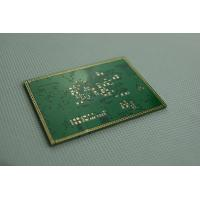Wholesale 6 Layers Multilayer PCB Board with Controlled Impedance and Immersion Gold from china suppliers