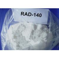 Wholesale High Purity Rad 140 Fat Burning Sarms Steroids , Fat Loss Sarms Little Side Effect from china suppliers