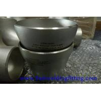 Quality ASTM A403/A403M WPS33228 4'' Butt Weld Fittings  Stainless Steel Concentric for sale