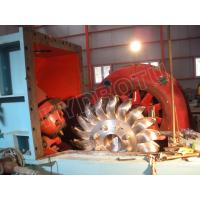 Wholesale Stainless Steel Impulse Water Turbine / Pelton Water Turbine For High Water Head Hydropower Project from china suppliers