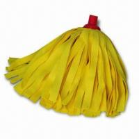 Wholesale 150g Needle Punch Nonwoven Mop with Cut-end Socket, Easy to Clean from china suppliers