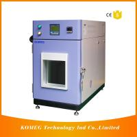 Wholesale Thermal Shock Test Chamber , Temperature Testing Equipment For Plastic Testing from china suppliers