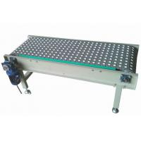 Wholesale Steel Roller Conveyor ,  Linear Chain  Scraper conveyor system for fish process industry from china suppliers