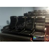 Wholesale Large Screen 4D Cinema System With Comfortable Pure Hand-Wrapped PU Leather Motion Seats from china suppliers