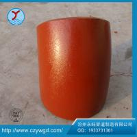 "Quality Elbow 6"" 10"" material alloy steel ASTM B16.9 A234WP11 blue painting color for sale"