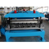 Wholesale Hydraulic Tile Roll Aluminum Forming Machine 2-4m/Min 40GP Container from china suppliers