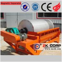 Wholesale Wet Type Magnetic Separator---Iron Ore Separation Equipment from china suppliers