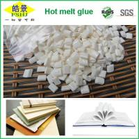 Wholesale Pure Milk White Quick Drying Hot Melt Glue Adhesive Granule For Bookbinding from china suppliers