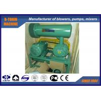 Wholesale Professional Wrought Iron Three Lobe Roots Blower With Pressure 10-60KPA from china suppliers