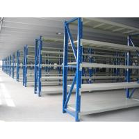 Wholesale Durable Commercial Steel Shelving Selective Layers Convenient Installation from china suppliers