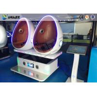 Wholesale Funny Games 9D Egg VR Cinema Equipment  With Real Feeling from china suppliers