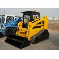 Wholesale Direct Injection 4 Stroke Diesel Engine Tracked Skid Steer , Crawler Compact Skid Steer from china suppliers