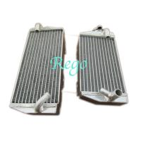Wholesale Motorcycle Replacement Cooling Radiator For SUZUKI RMZ450 2006 from china suppliers