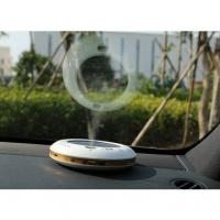 Wholesale HEPA Anions Car air purifier power from solar and car input white color from china suppliers