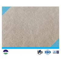 Wholesale 431G High Permeability Geotextile Drainage Fabric Non - Woven PP PET from china suppliers