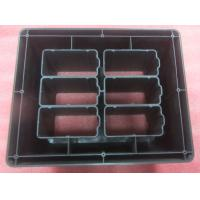 Quality ABS 20 GF Pin Gate Cold Runner System Injection Molding Charging Stand Electronic Parts for sale